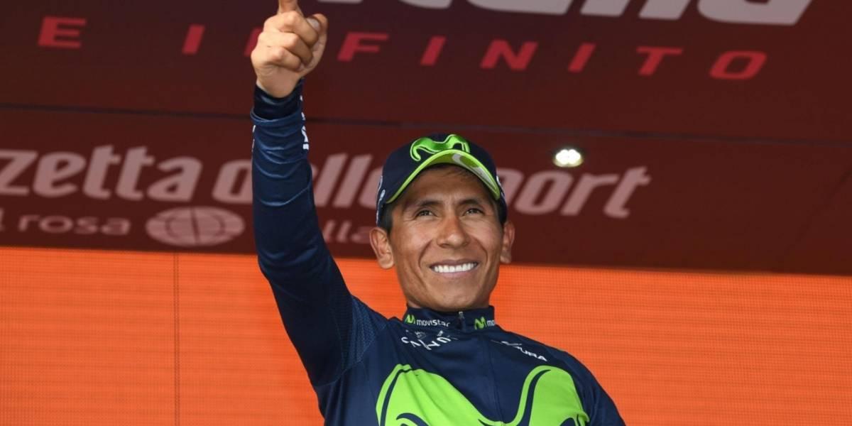 El Giro centenario entra en su última semana, Nairo por todo o nada