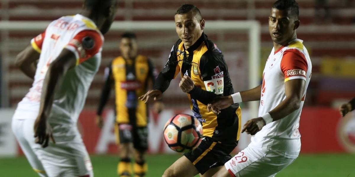 ¡Ganar o ganar! 'Los leones' bogotanos reciben a 'los tigres' de La Paz y solo uno seguirá en Libertadores