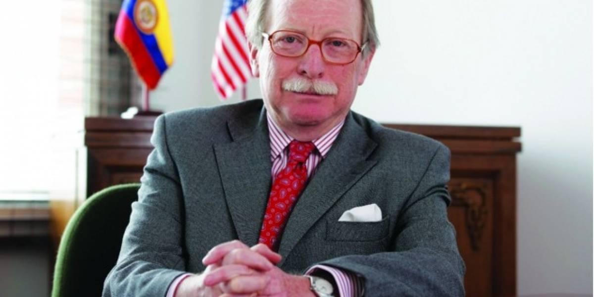 Este es el nuevo embajador de Colombia en Estados Unidos