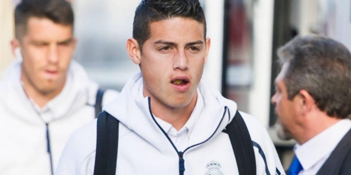 En la prensa de Inglaterra ya le cierran la puerta a James Rodríguez