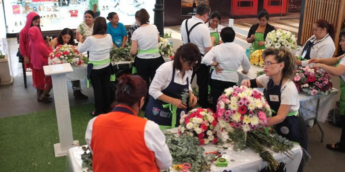 Si te gusta la floristería, estos cursos gratuitos te pueden interesar