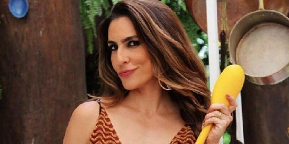Ticiana Villas Boas: La animadora de programas culinarios afectada por la crisis política en Brasil