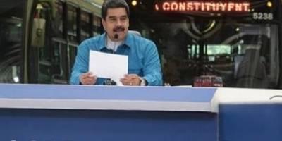 Venezuela: Personal de sector alimentario marchan en apoyo a Constituyente