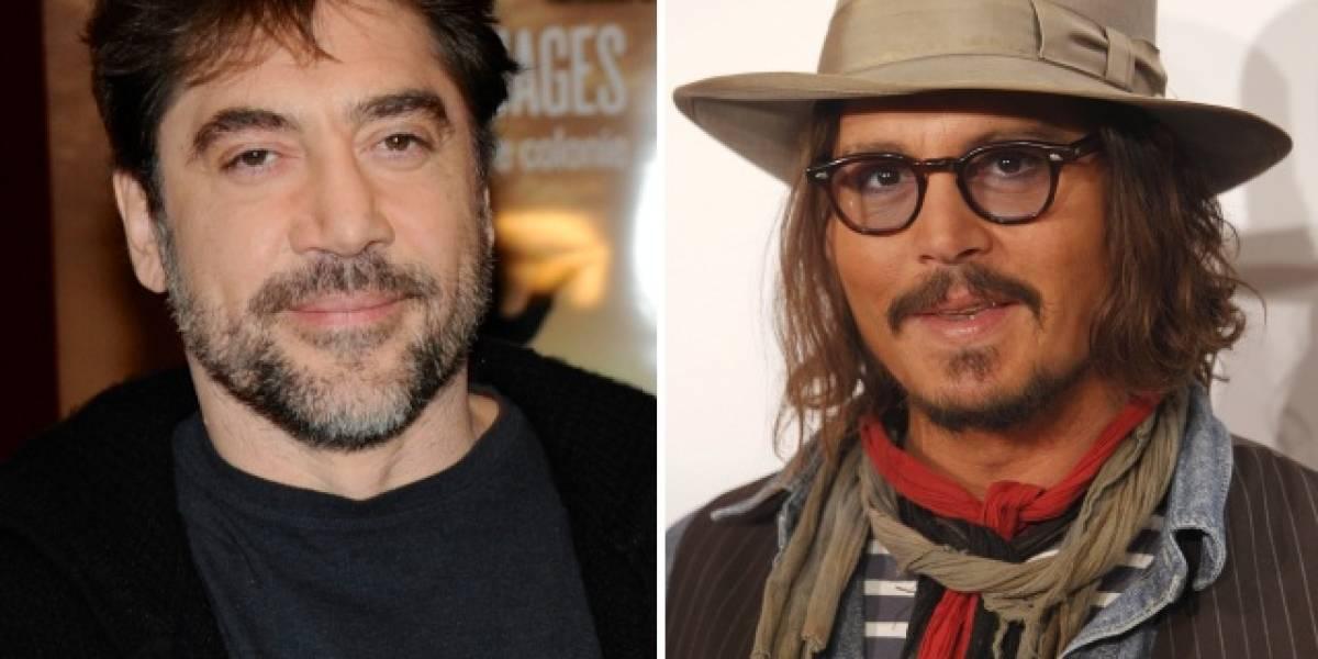 Johnny Depp y Javier Bardem confirmados para las nuevas cintas de monstruos de Universal