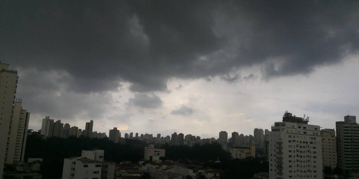 Temporal provoca estado alerta em todas as regiões de São Paulo