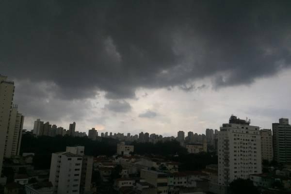 Chuva, temporal
