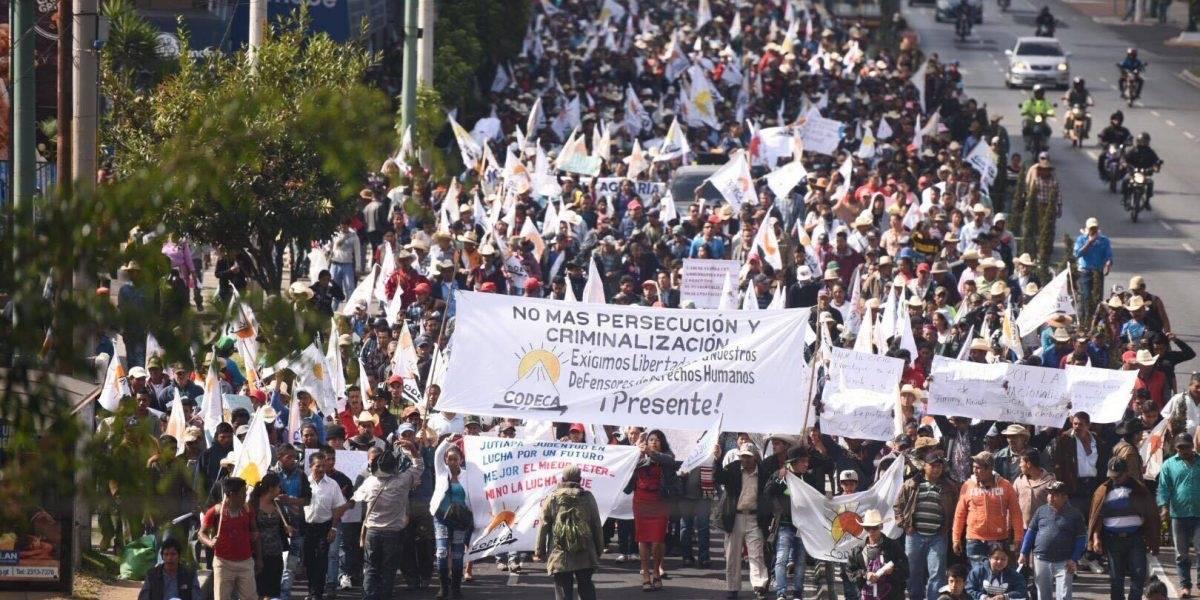 Organizaciones campesinas anuncian bloqueos a nivel nacional para este martes