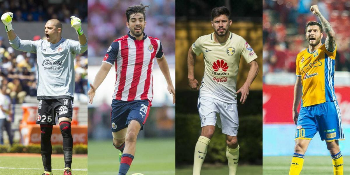 Listos los equipos mexicanos que participarán en la Concachampions