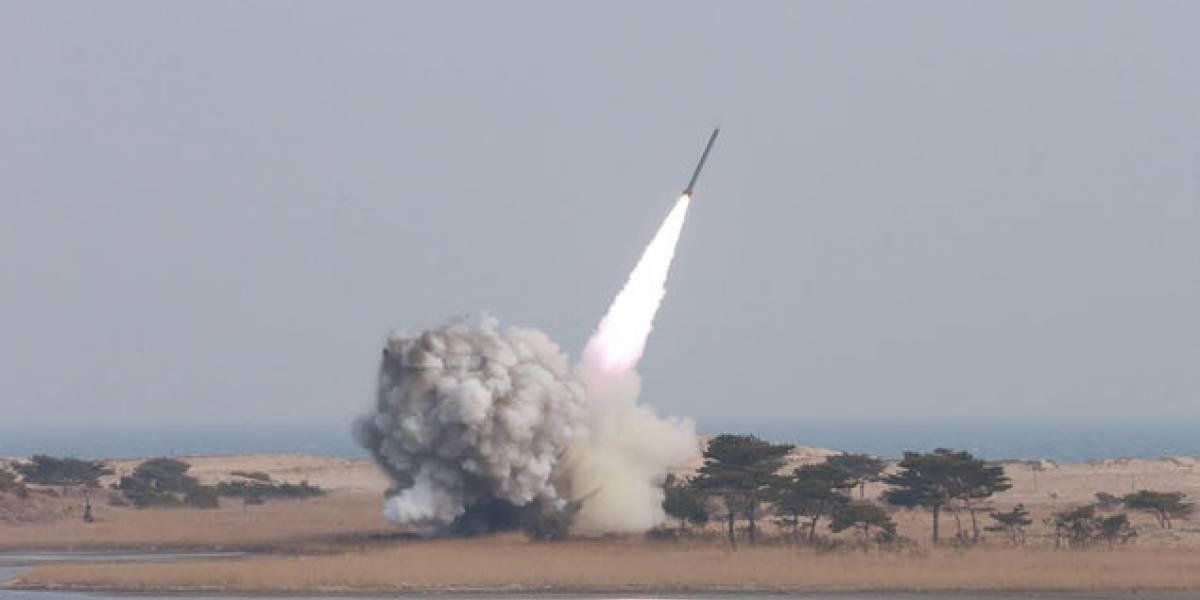 """Corea del Norte confirma el lanzamiento """"exitoso"""" de un misil balístico"""
