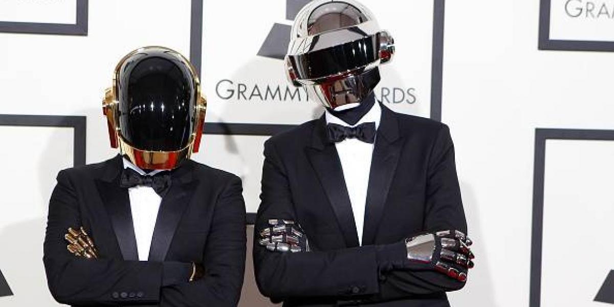 Uno de los integrantes de Daft Punk revela su rostro en público