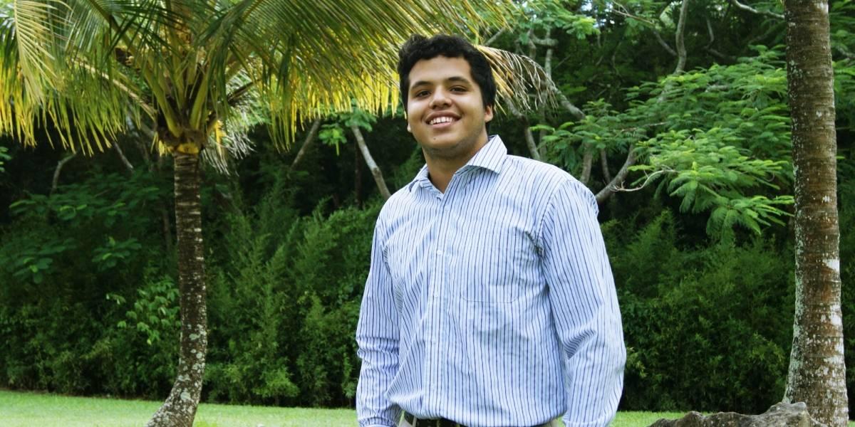 Estudiante de UPR Cayey recibe prestigiosa beca de la National Science Fundation
