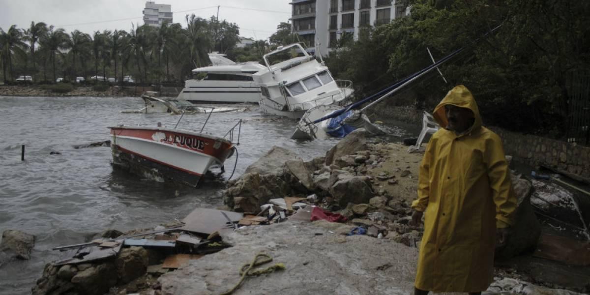 En riesgo, 27 millones de mexicanos por desastres naturales