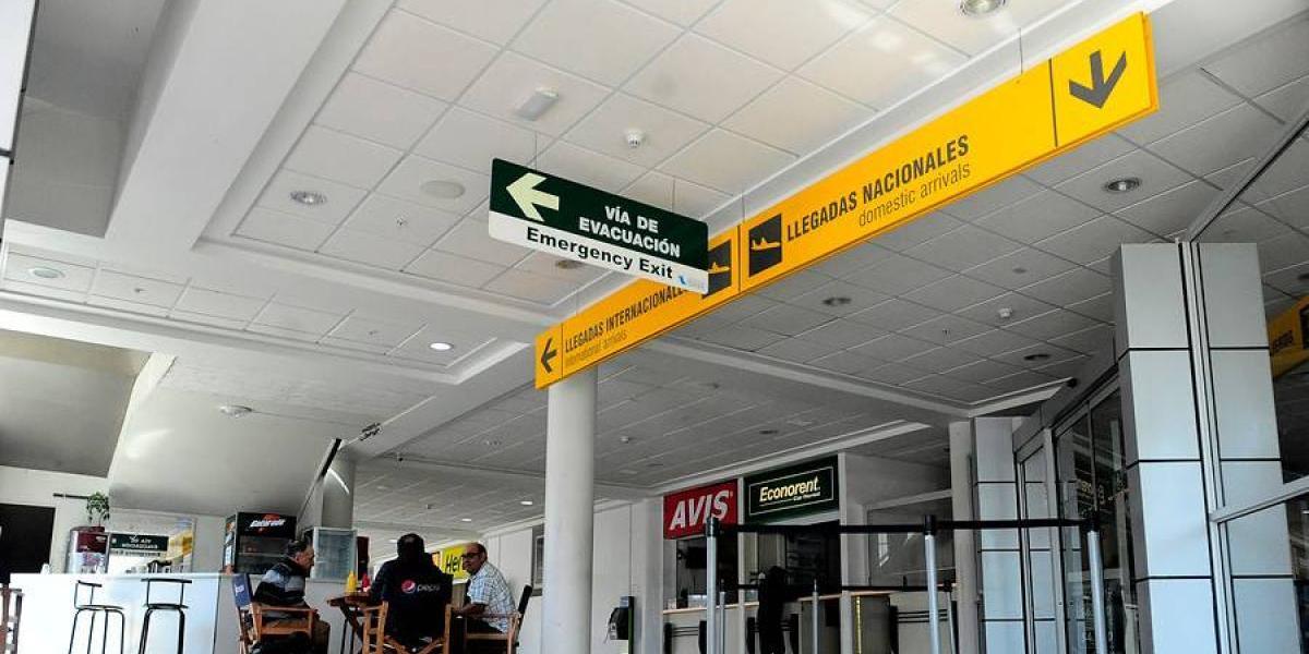 Empresa suiza renueva la administración del aeropuerto de Iquique