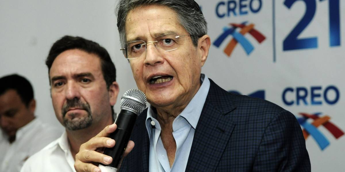 Guillermo Lasso le hizo 10 peticiones a Lenín Moreno