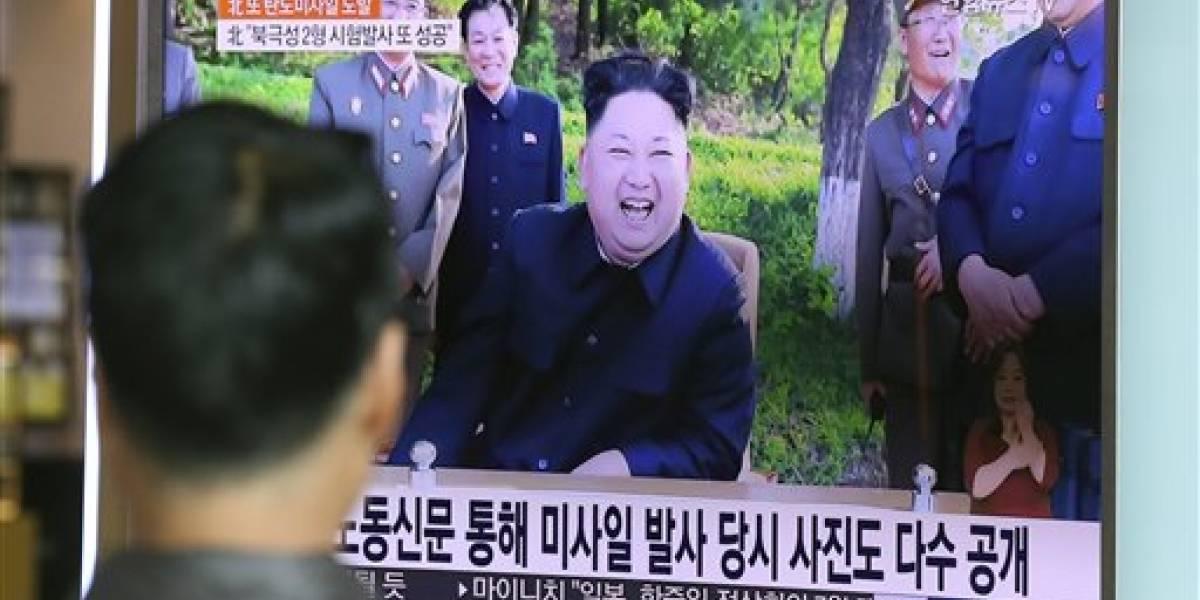 Norcorea lista para producir nuevo misil en masa