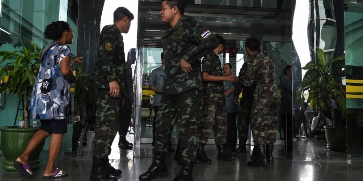 Explosión en hospital de Tailandia deja más de 20 heridos