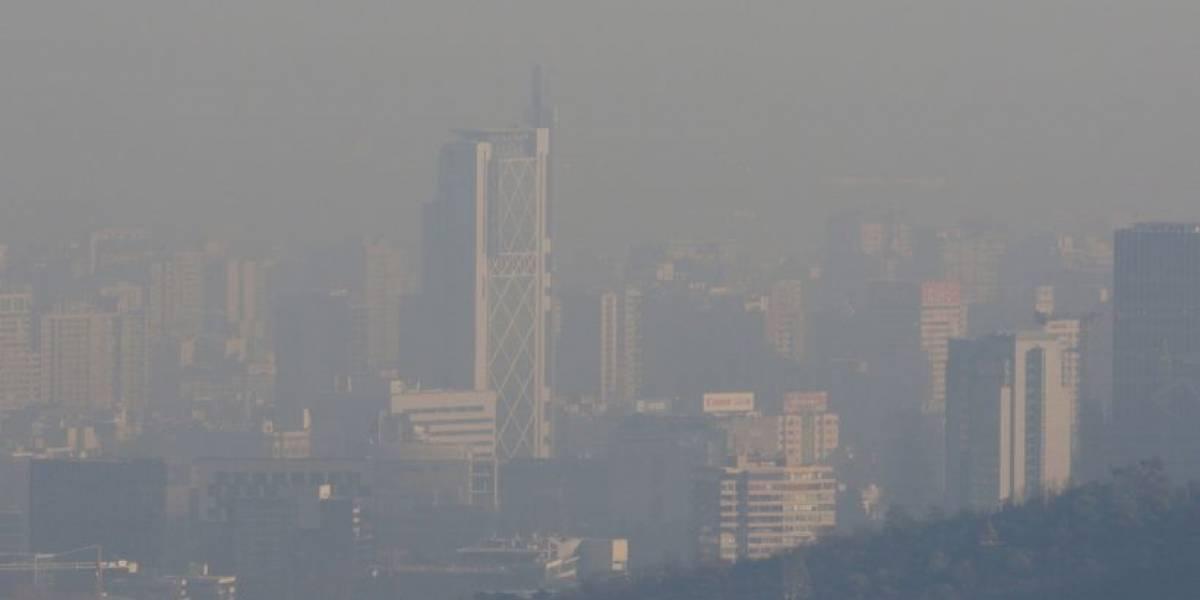 Primera preemergencia este lunes en Santiago: ejes ambientales sólo para transporte público