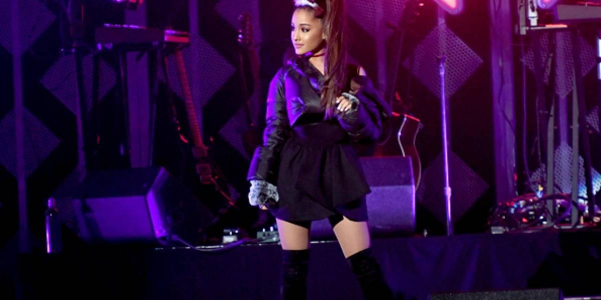 Dónde y cuándo se podrá ver el concierto de Ariana Grande