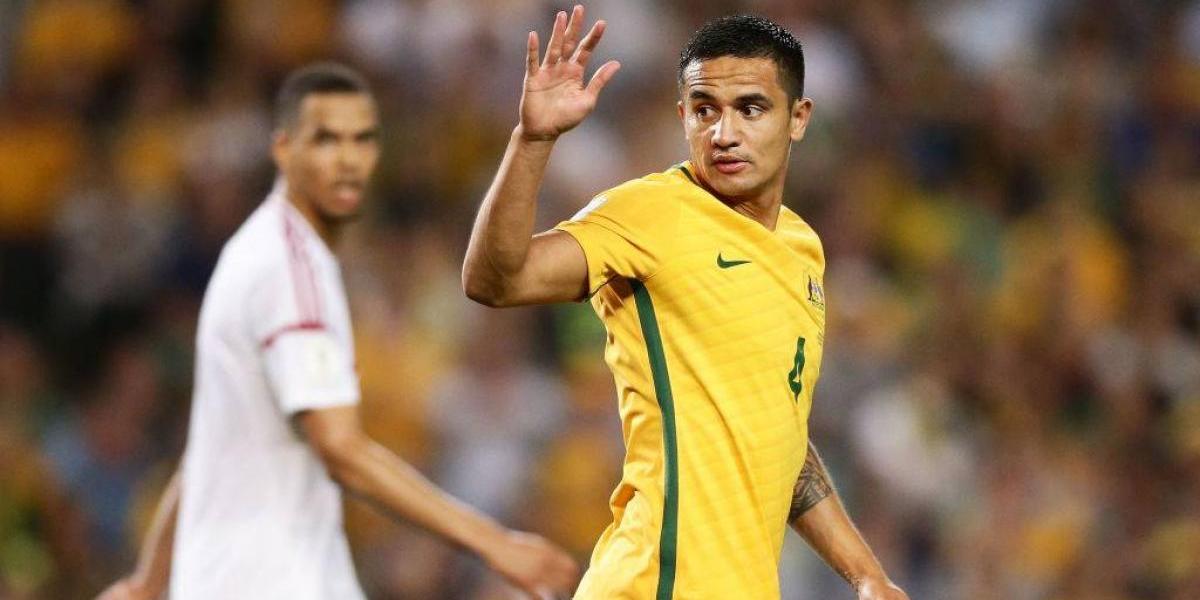 Con Tim Cahill a la cabeza: Australia definió prenómina para la Copa Confederaciones