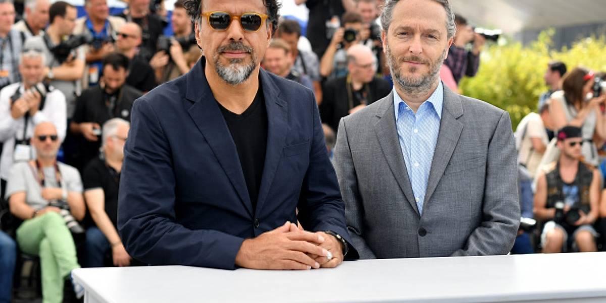 "Mexicanos en Cannes: González Iñárritu y Emmanuel Lubezki presentan ""Carne y Arena"""
