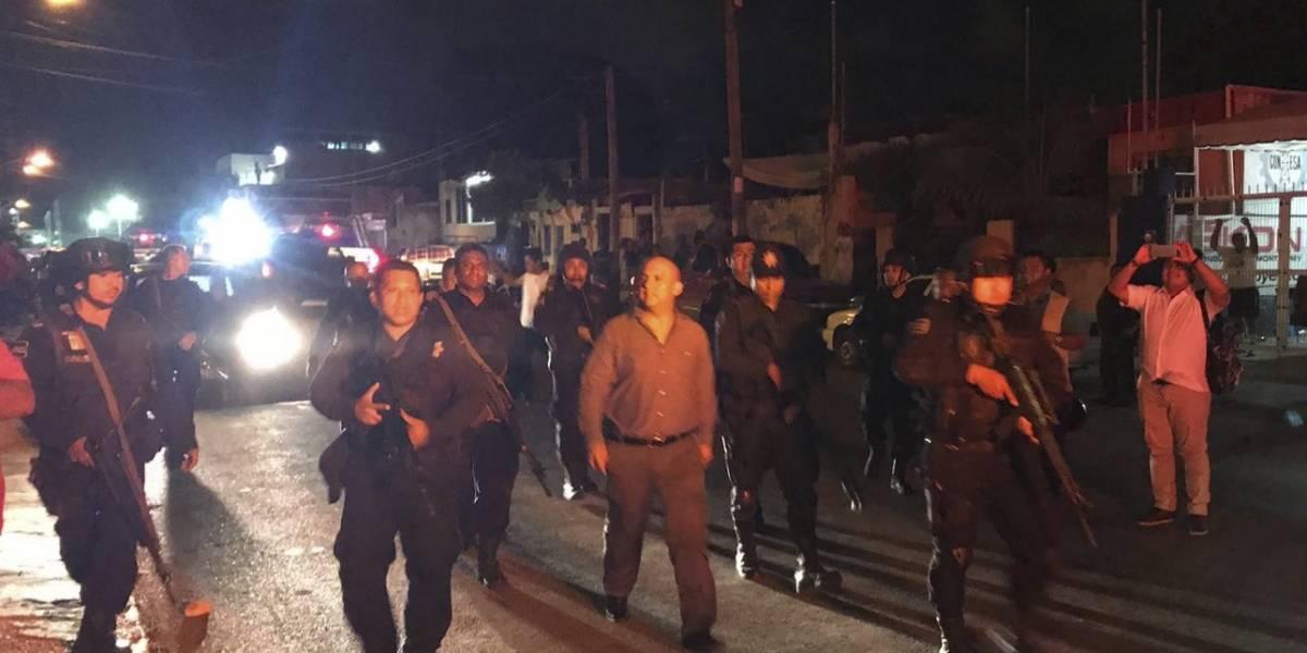 Extranjero linchado en Cancún estaba en el país de manera ilegal: Fiscal