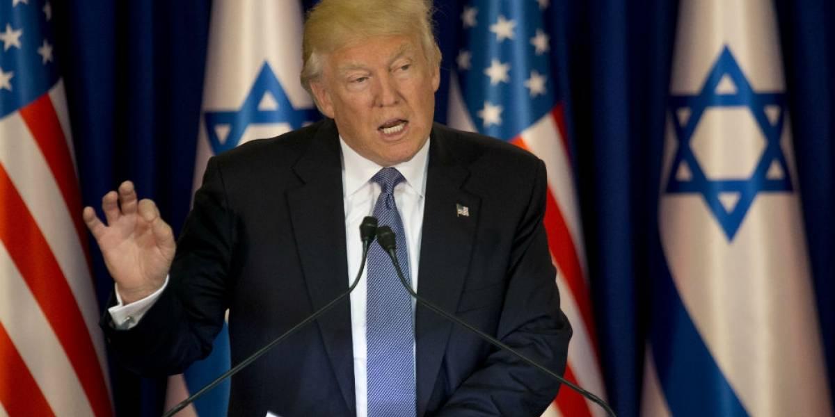 Trump se defiende: nunca delató a fuente israelí ante rusos, asegura