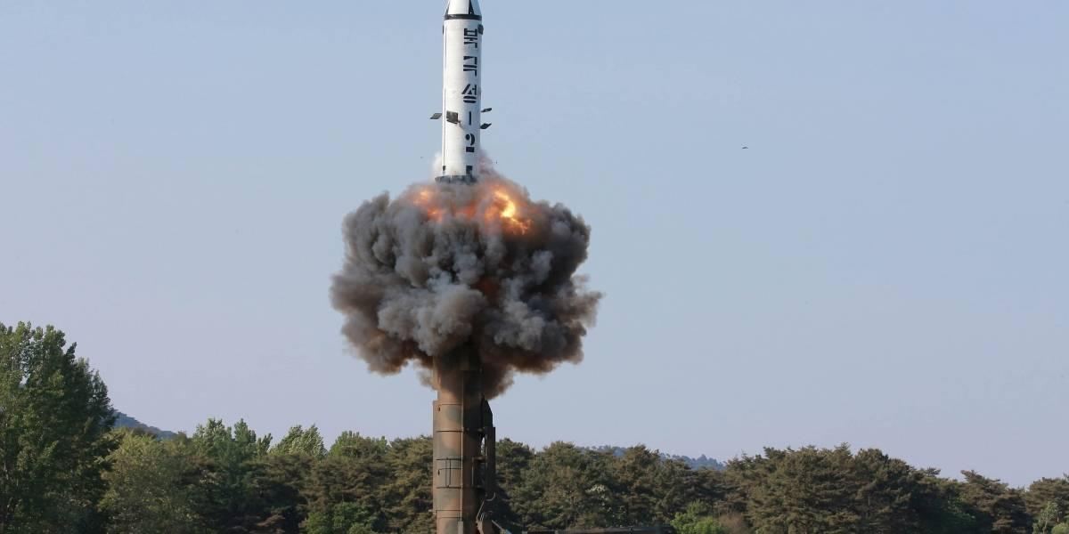 Resultado de imagem para Teste da Coreia do Norte é grande ameaça e uma provocação, diz Coreia do Sul