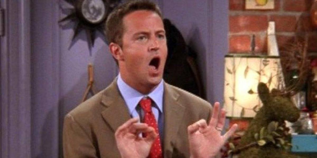 """Matthew Perry habla de la escena que nunca quiso rodar en """"Friends"""""""
