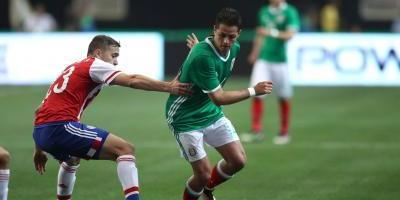 México cuadra amistoso con Paraguay