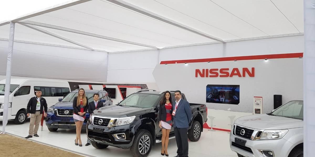 Fleet Solutions, la novedad de Nissan para la minería
