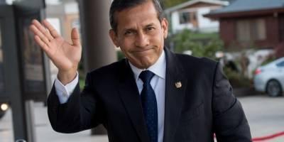 Ollanta Humala descarta pago de Odebrecht a su campaña del 2011