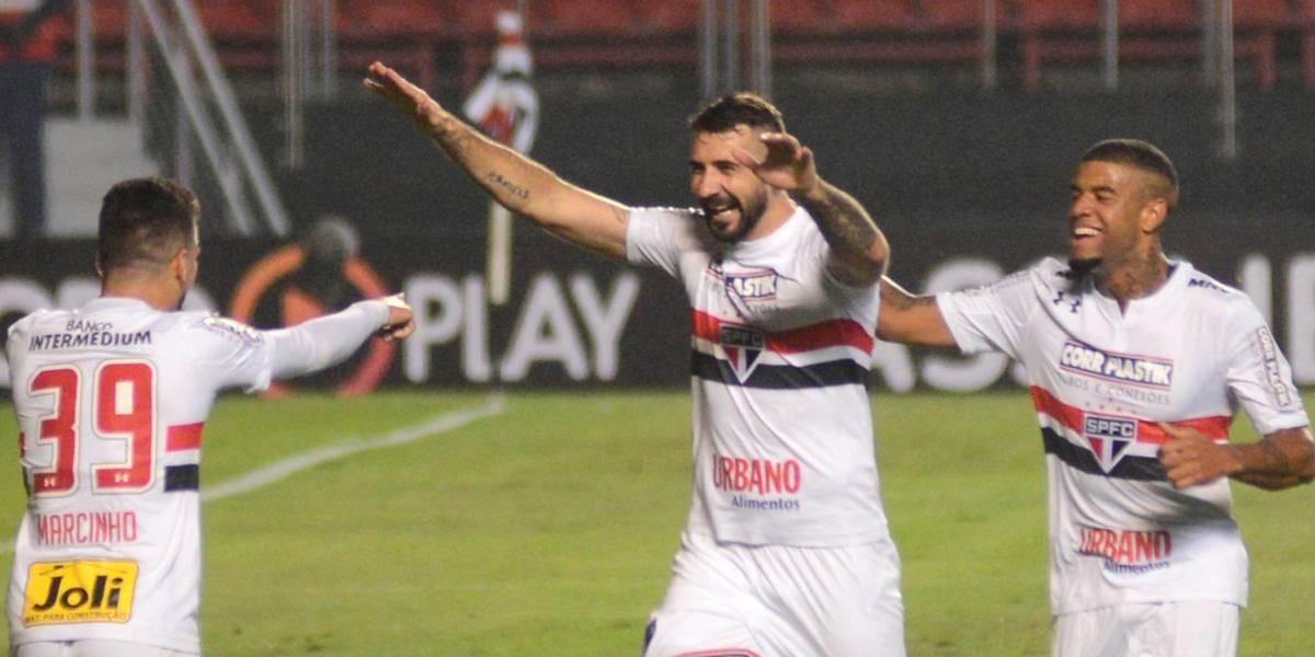 São Paulo não quer vender Pratto, diz agente do jogador