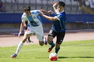 Ramón Sáez (Huachipato): 894 minutos en el Clausura