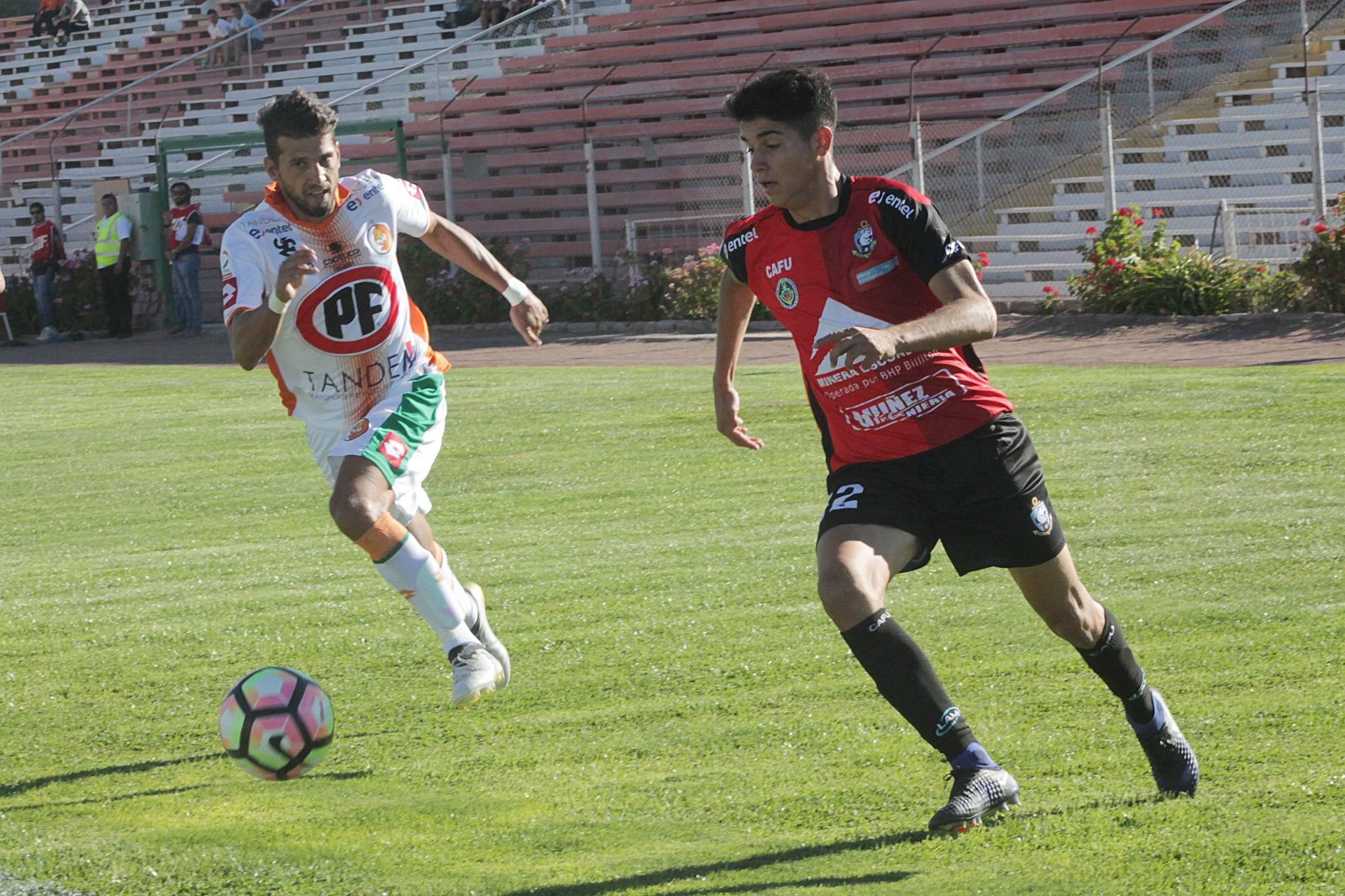 Angelo Araos (Deportes Antofagasta): 1164 minutos en el Clausura Angelo Araos (Deportes Antofagasta): 1164 minutos en el Clausura