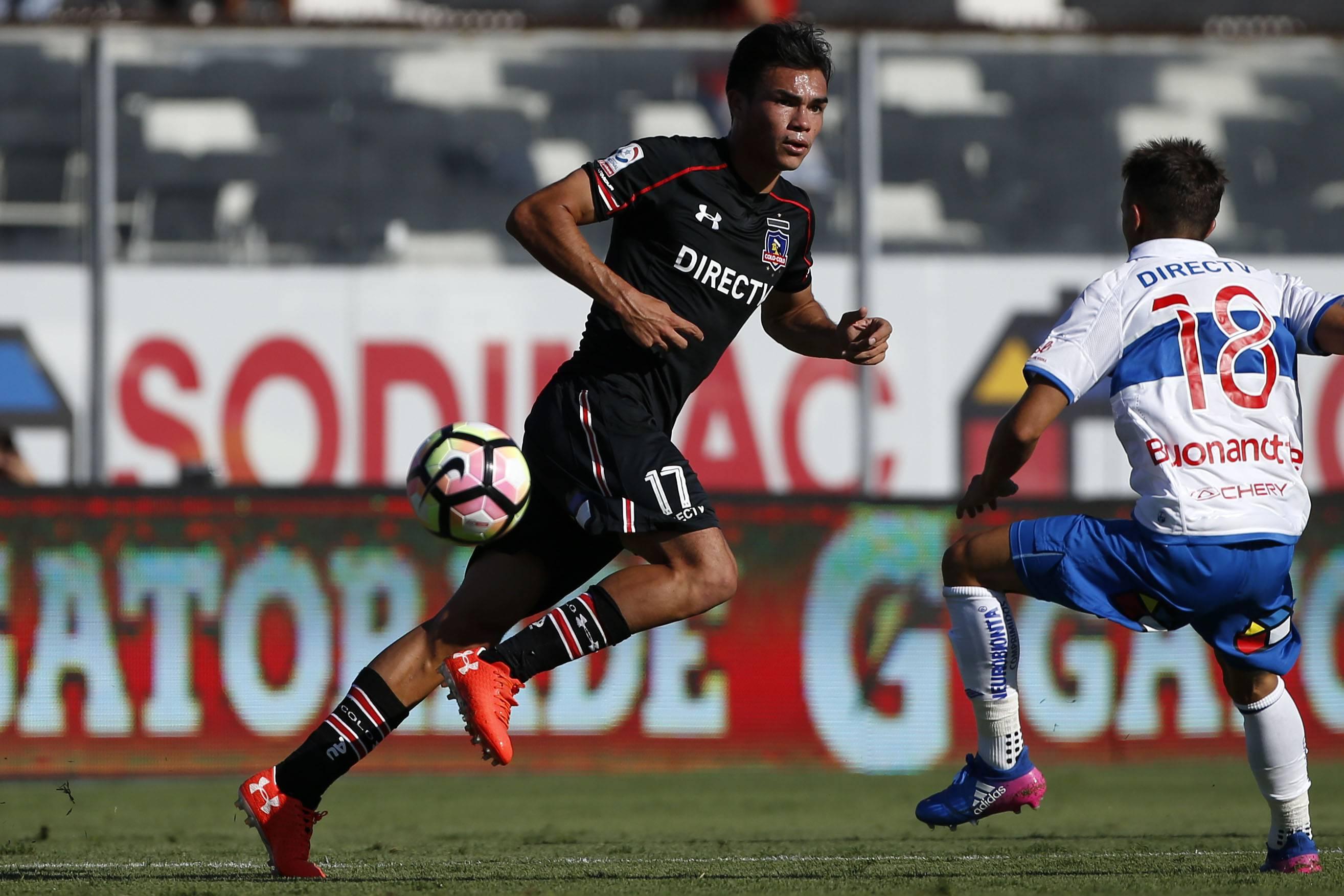 Gabriel Suazo (Colo Colo): 1176 minutos en el Clausura Gabriel Suazo (Colo Colo): 1176 minutos en el Clausura