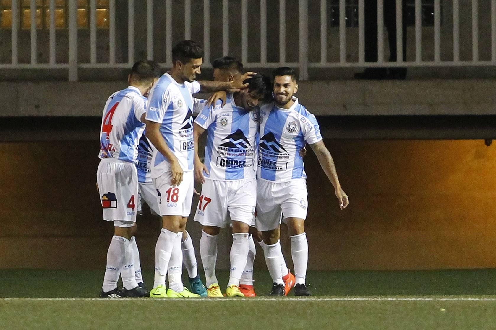 Bryan Carvallo (Deportes Antofagasta): 988 minutos en el Clausura Bryan Carvallo (Deportes Antofagasta): 988 minutos en el Clausura