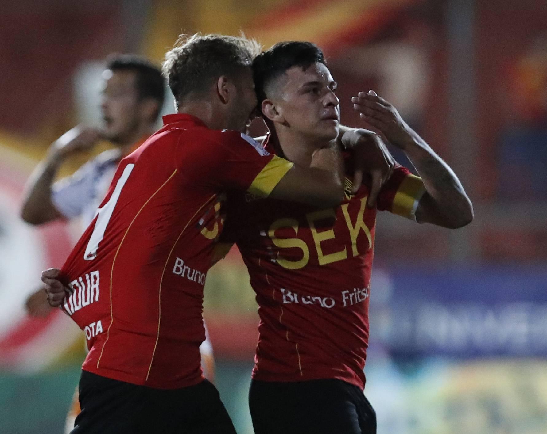 Pablo Aránguiz (Unión Española: 943 minutos en el Clausura Pablo Aránguiz (Unión Española: 943 minutos en el Clausura