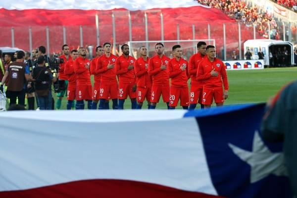 Marcelo Díaz: Chile va a la Copa con el objetivo de ganarla