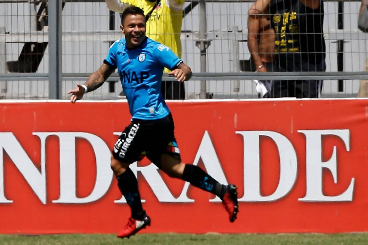 Álvaro Ramos, Deportes Iquique / Photosport