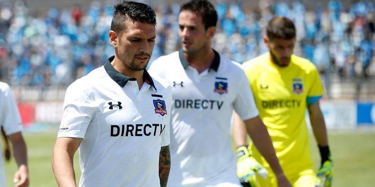 Caszely tenía razón: Mark González se despidió de Colo Colo tras jugar cuatro partidos