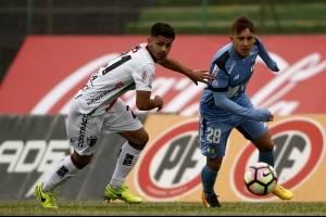 Francisco Arancibia (O'Higgins): 1110 minutos en el Clausura