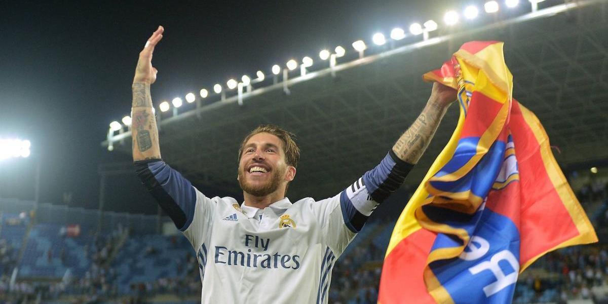 El líder: Bravo Sergio Ramos... ¿Dónde estás, Carles Puyol?
