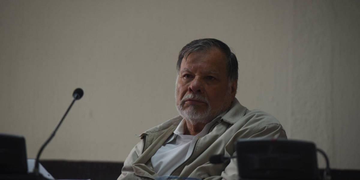 Diez años después inicia un juicio al expresidente del Congreso Rubén Morales