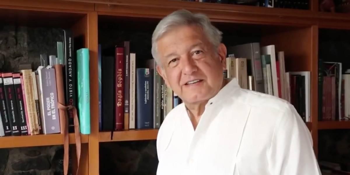 López Obrador acusa a Gobierno Federal de supuesto fraude en el Edomex