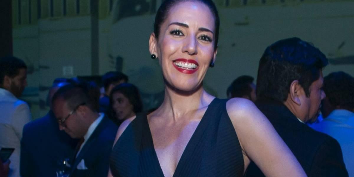 Stephanie Salas descarta salir en bioserie de Luis Miguel