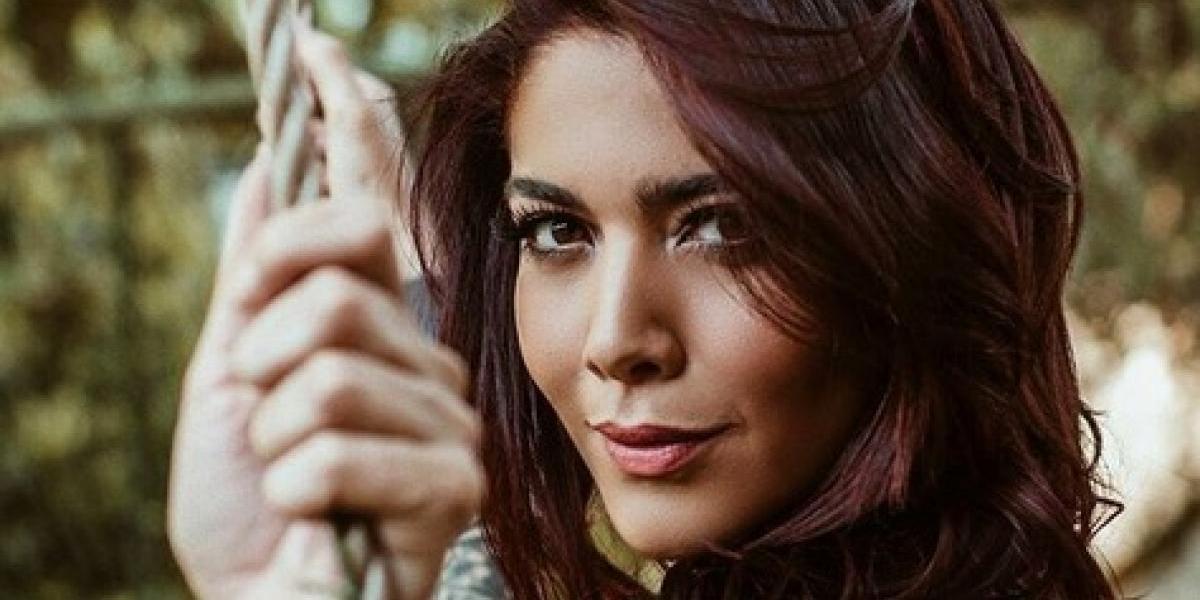 Erika Fernández presume su sensual figura en Instagram