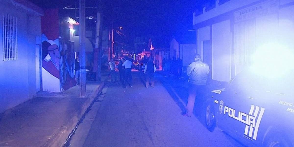 Un muerto y un sargento de la Policía herido en Caguas