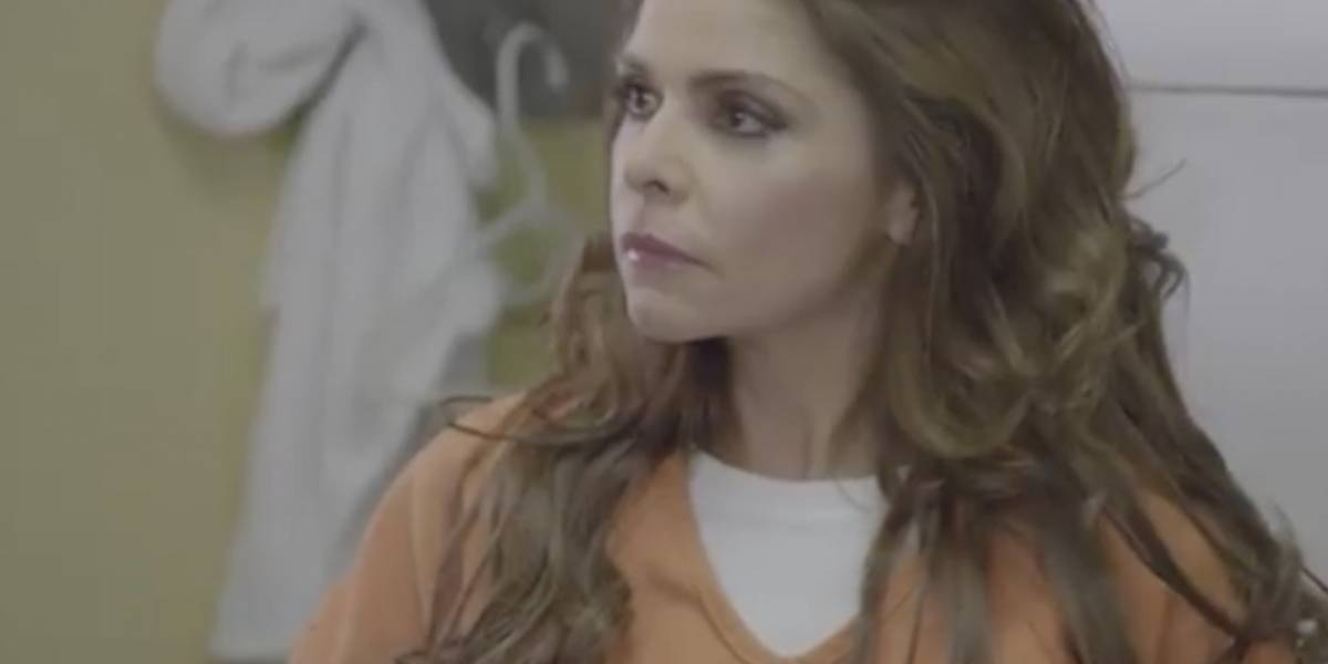 Soraya vuelve a Orange is the new black