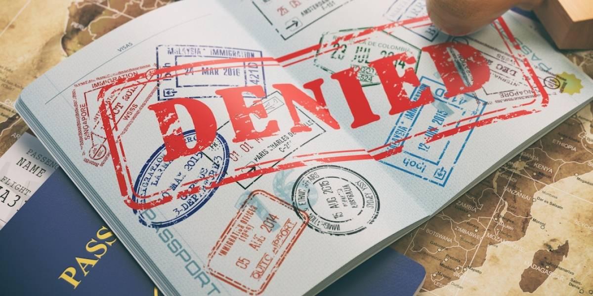 740 mil extranjeros se quedaron en EEUU con visa expirada