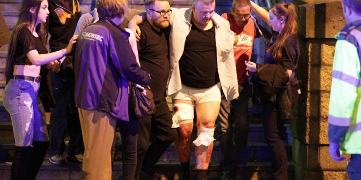 Explosiones tras concierto de Ariana Grande en Manchester deja 19 muertos